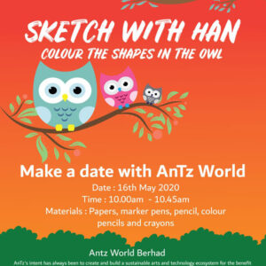 Sketch with Han - 16th May 2020